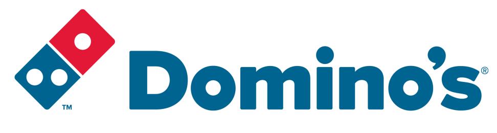 large logo Dominos